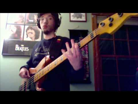 bass guitar lessons short skirt long jacket cake - YouTube