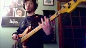 bass guitar lessons short skirt long jacket cake - YouTube
