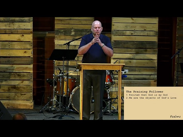 5-16-21 Psalms #4 - Psalm 8 by Pete Slusher