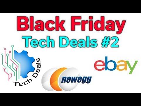 Black Friday Tech Deals 2 Amazon Newegg Ebay 2 Of 2 Youtube