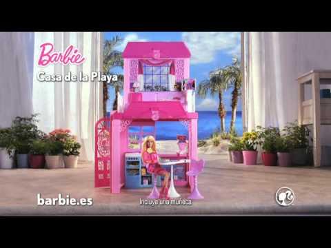 Tus juguetes en joguiba com casa de la playa de barbie youtube - La casa de barbie de juguete ...