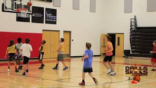 BOBW Basketball Training- Drills, Skills and Scrimmages Session 1