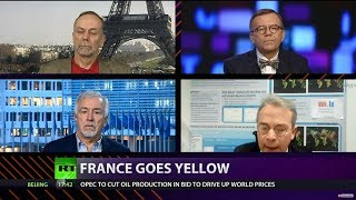 CrossTalk: France Goes Yellow