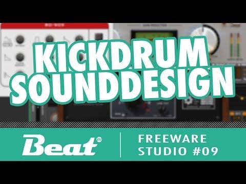 Tutorial Kickdrum Sounddesign