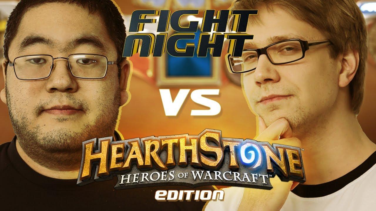 Download Fight Night Hearthstone - StrifeCro vs Savjz - S04E03