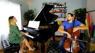 Martin Garrix & Bebe Rexha - In the Name of Love - Cello + Piano Cover (Brooklyn Duo)
