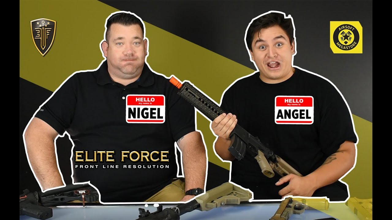 JUST IN TIME FOR THE HOLIDAYS!   A Deep Look Into Some NEW PRODUCTS w/ Elite Force!