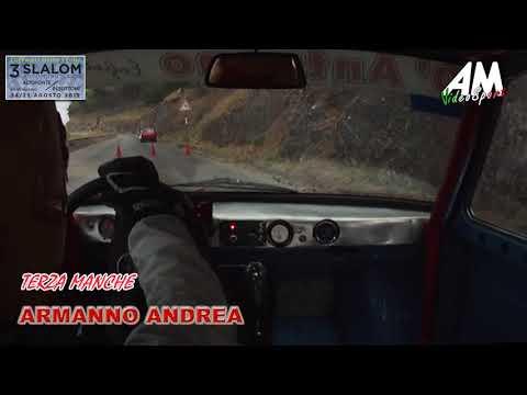 OBC Armanno Andrea 3 Manche 3° Slalom Altofonte   Rebuttone HD