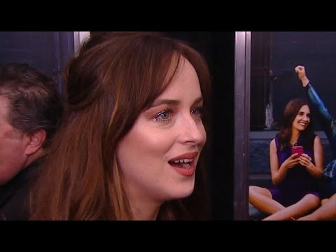 Dakota johnson on how to be single my parents can actually see dakota johnson on how to be single my parents can actually see this movie ccuart Image collections