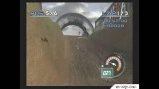 SX Superstar GameCube Gameplay - Rainy day