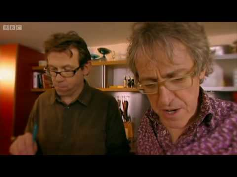 Make Sushi with Griff Rhys Jones - A Taste of My Life - BBC