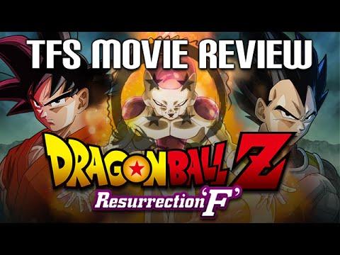 TFS REVIEWS: Dragon Ball Z Resurrection 'F'