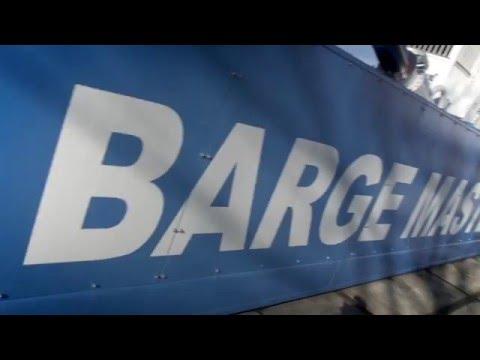 Demo Day Barge Master T700 Motion Compensation Platform