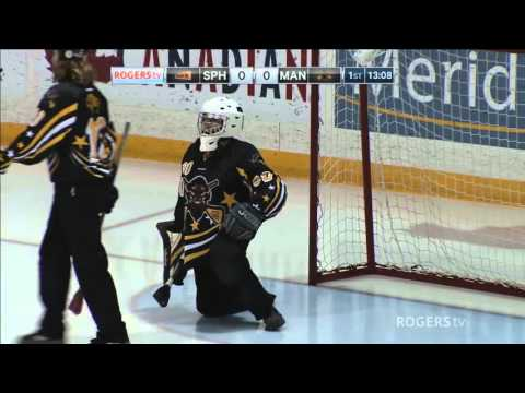 2016 Canadian Broomball Championships | Round Robin: Quebec Sphinx vs Manitoba Bisons