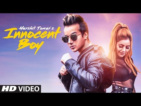 Harshit Tomar: Innocent Boy (Full Video Song) Vishakha Raghav | Muzik Amy | Latest Song 2018