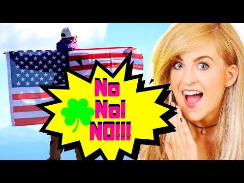 10 American Things Irish People Consider RUDE