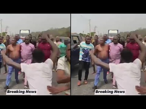 Breaking: Mayhem As DSS, Police Attempt To Arrest Sunday Igboho