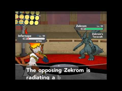 Pokemon Brick Bronze PVP - lando64000