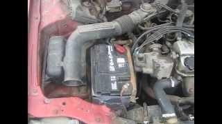 Автомобиль Honda Civic '1989 [Видео моторного отсека. Двигатель работает](Срочно продам хороший !! автомобиль - Honda Civic 1989 года. Не битый .. В Киевской области (г. Богуслав. Киев-область)..., 2015-03-14T16:59:24.000Z)