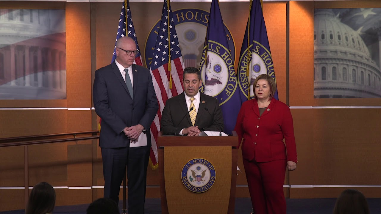 House Democratic Caucus Press Conference on 2018 Issues Conference