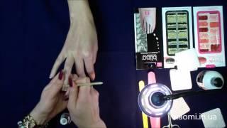Видео-урок снятие Стикера для ногтей Dashing Diva