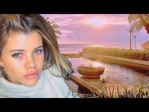 Sofia Richie FREAKING OUT About Scott Disick & Kourtney Kardashian Vacationing Together In BALI!