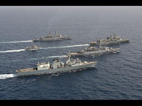 RIMPAC - Royal Canadian Navy - Ready Aye, Ready