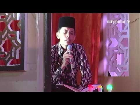 Adnan Tumanggor - HTQ Nasional 90th Gontor (Qari' Nasional)