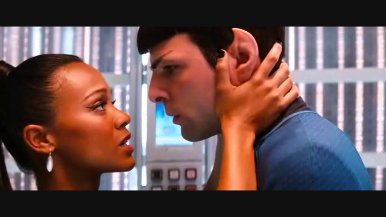 Star Trek    Red   [Spock/Uhura]
