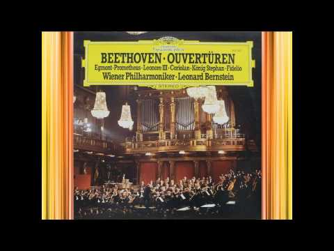 Prometheus Overture - Beethoven - Bernstein - Vienna Philharmonic