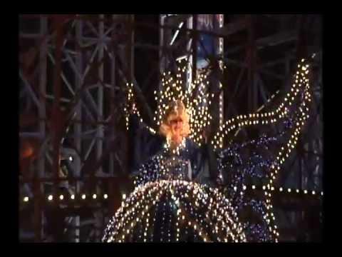 Colourful Electrical Parade - Disneyland California Adventures