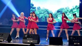 2016.10.15 OH MY GIRL(오마이걸) - Windy Day @Taiwan Fan meeting-1