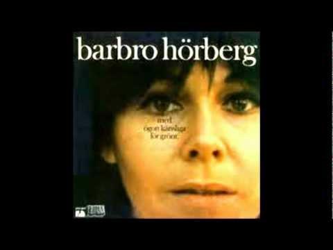 Barbro Hörberg-Kände Du Kylan