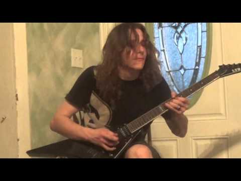 MACHETE MIKE PLAYING HIS ZAKK WYLD MASTER CLASS SUBMISSION