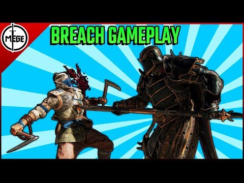 Breach Gameplay - Love the mode, BUT... [For Honor]