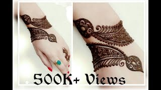 bracelet henna design 4 20