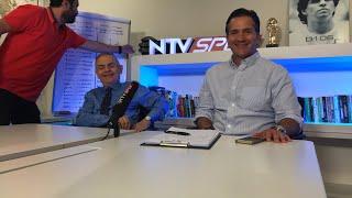 Ercan Taner ve Nebil Evren ile canlı yayındayız. #worldcup