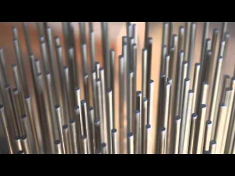 Harry Bertoia Sonambient Sculpture Barn Motion Study