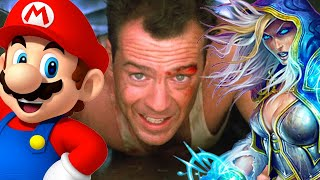 Mario, Hearthstone and Die Hard Get Awesome Collector
