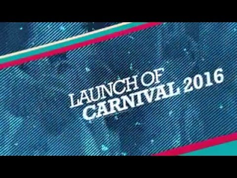 Antigua Carnival 2016 Launch of the Season