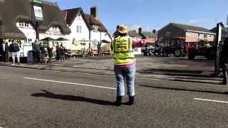 Wimborne Tractor Road Run 11/04/2015