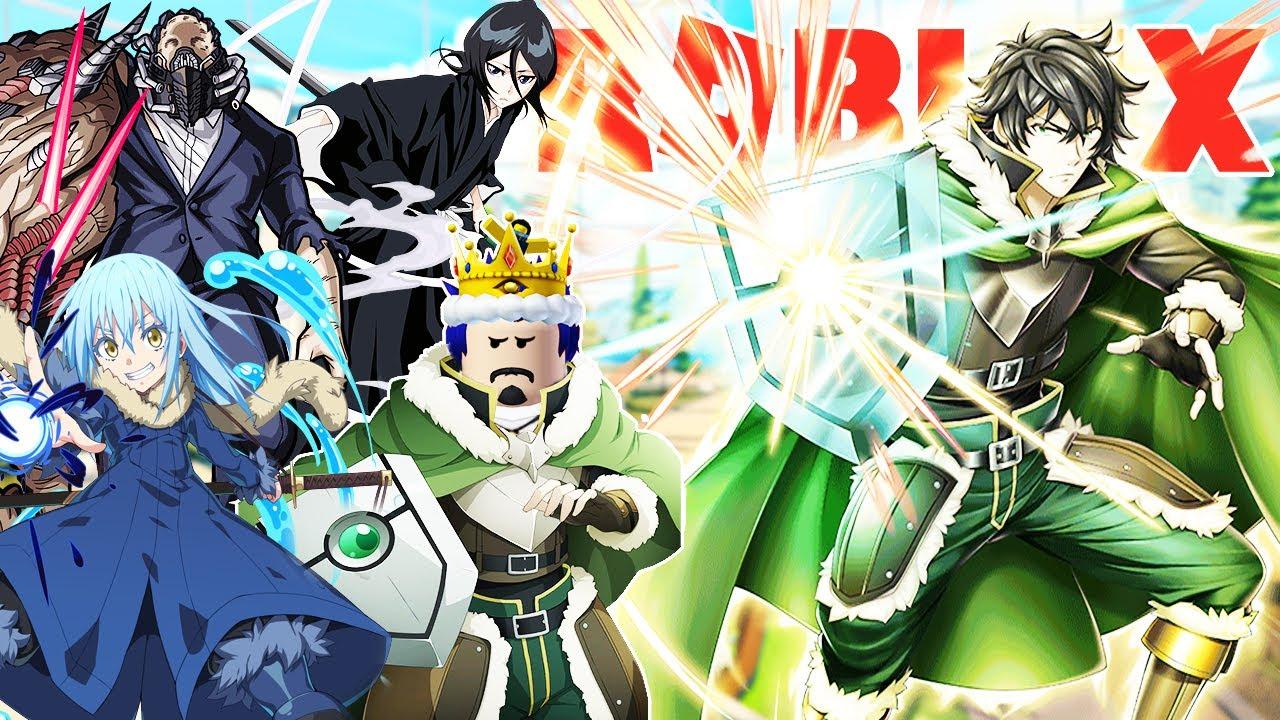 Roblox - MUA NHÂN VẬT ANIME MỚI ANH HÙNG KHIÊN NAOFUMI IWATAMI SỨC MẠNH QUÁ KHỦNG - Anime Dimensions
