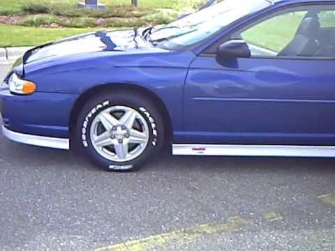 2003 Chevy Monte Carlo Ss Jeff Gordon Edition Youtube