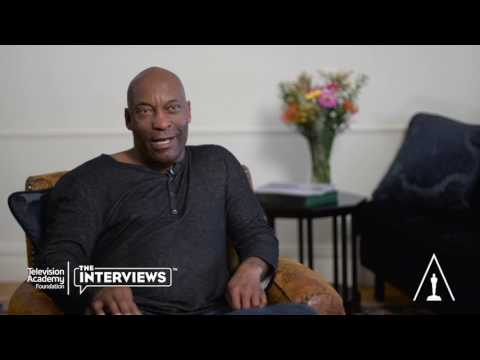 John Singleton on his writing process - TelevisionAcademy.com/Interviews