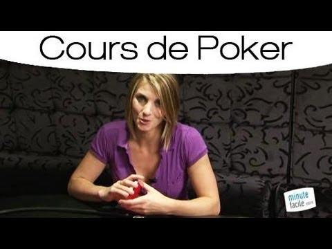 Regle de jeu poker