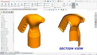 Solidworks Surface tutorial for beginners