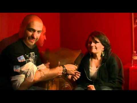 RHEMA INTERNATIONAL - Pasteur Marco Castillo - Interview Annette et Karina Moreno - Paris 2010