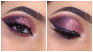 BOLD EYE MAKEUP FOR PARTY || TRIED DIFFERENT EYE MAKEUP || SHILPA