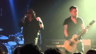The Cult - GOAT - Hidden City tour - Leeds 2016