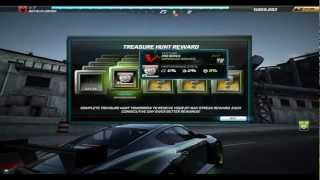 Repeat youtube video NFS WORLD Treasure Hunt rewards 125-days